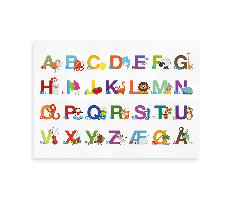 bogstaver til børn