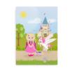 Plakat til piger med respirator - CCHS Princess blonde - Someone Rare