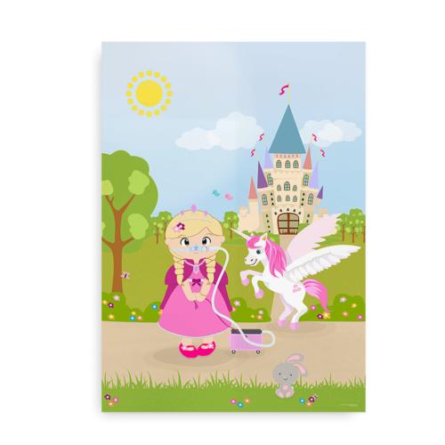 CCHS Princess blonde