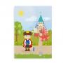 Plakat til drenge med iltbrille - CCHS Princess brown hair - Someone Rare