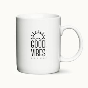 Good Vibes - krus højre