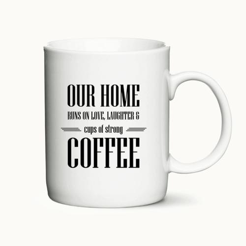 Our Home - Krus højre