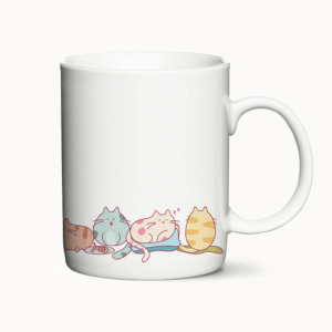 Coffee Cats - krus med katte