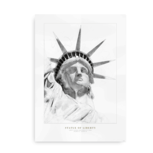 Statue of Liberty - plakat
