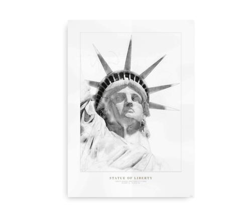 Statue of Liberty - plakat