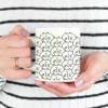 Kitten Crowd - kaffekrus med kattemotiv