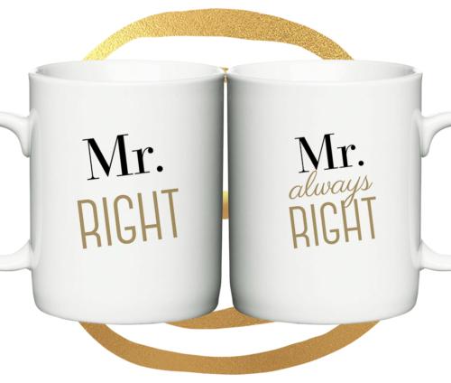 Mr. & Mr. Right