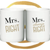 Mrs. & Mrs. Right