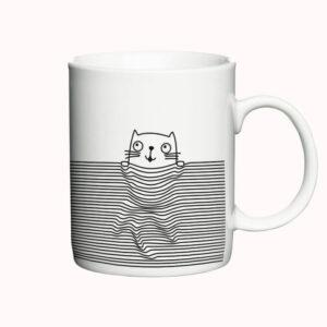 Cozy Cat - krus