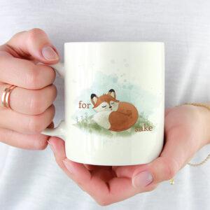 For Fox Sake - kaffekrus