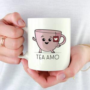 Tea Amo - krus til tedrikkeren