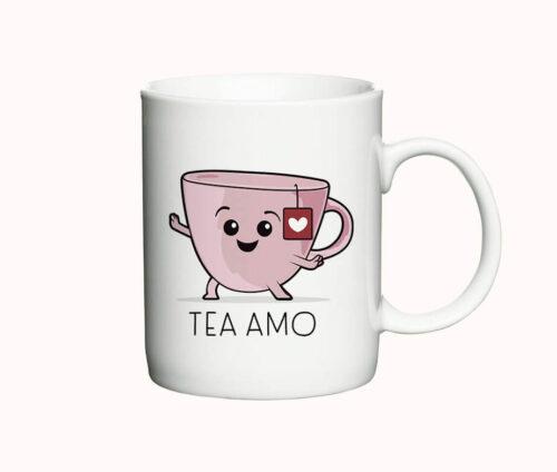 Tea Amo - tekrus