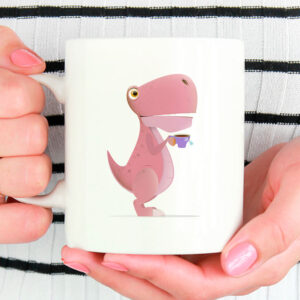 Tea Rex - sjovt tekrus